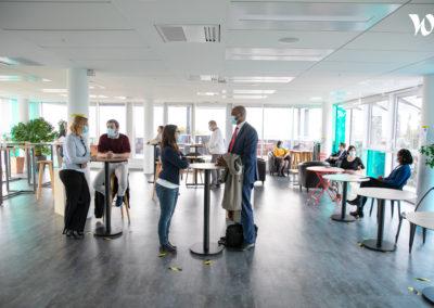 Informatique - locaux - Colas Digital Solutions
